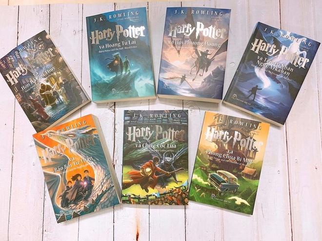 Series truyen Harry Potter se khong co hoi ket? hinh anh 1 Series_truyen_Harry_Potter_7_cuon.jpg