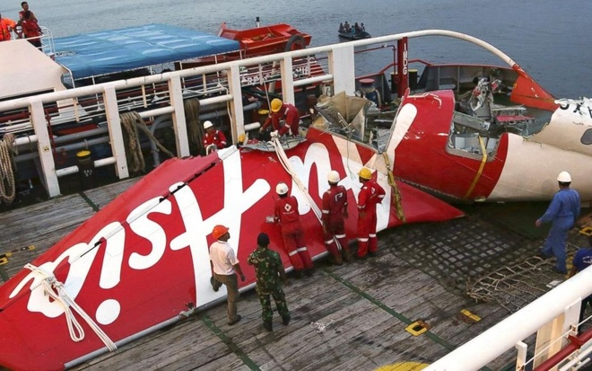 Lịch sử tai nạn liên tiếp của hàng không Indonesia những năm gần đây