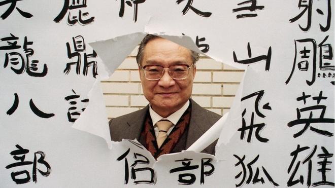 Hong Kong tuong nho Kim Dung - 'van hao lon nhat thoi dai chung ta' hinh anh
