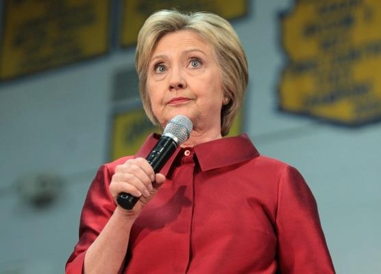 Texas doi quyet dinh xoa ten ba Hillary khoi sach lich su hinh anh