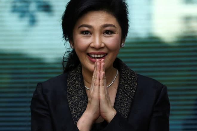 Cuu Thu tuong Thai Lan Yingluck thanh chu tich cong ty Trung Quoc hinh anh