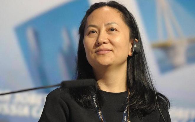 CFO Huawei vua bi bat: Tu tram anh the phiet den quan co My - Trung hinh anh