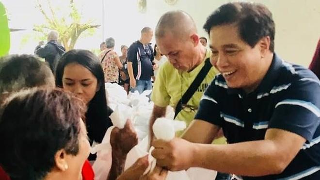Ha nghi si Philippines bi ban chet o su kien Giang sinh hinh anh 1