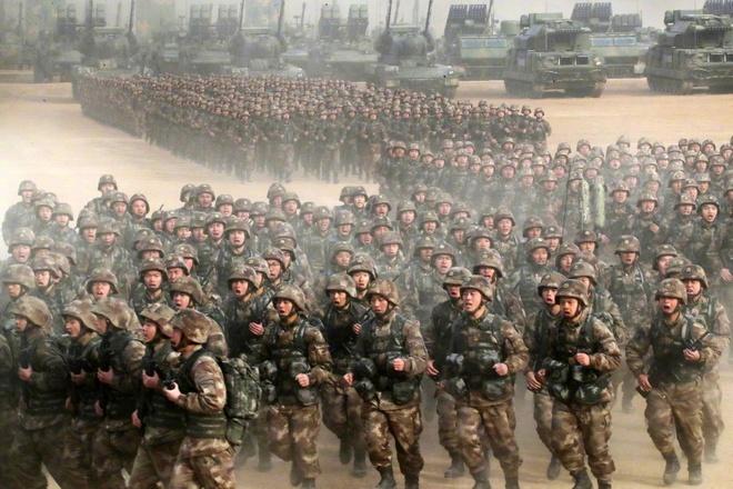 Quân đội TQ ưu tiên tập luyện, chuẩn bị cho chiến tranh trong năm 2019