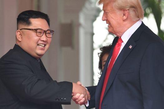 TT Trump da nhan thu ong Kim Jong Un, muon som gap lai hinh anh