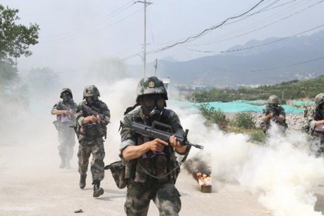 Quân đội TQ tăng cường tập luyện sau 18.000 cuộc tập trận năm 2018