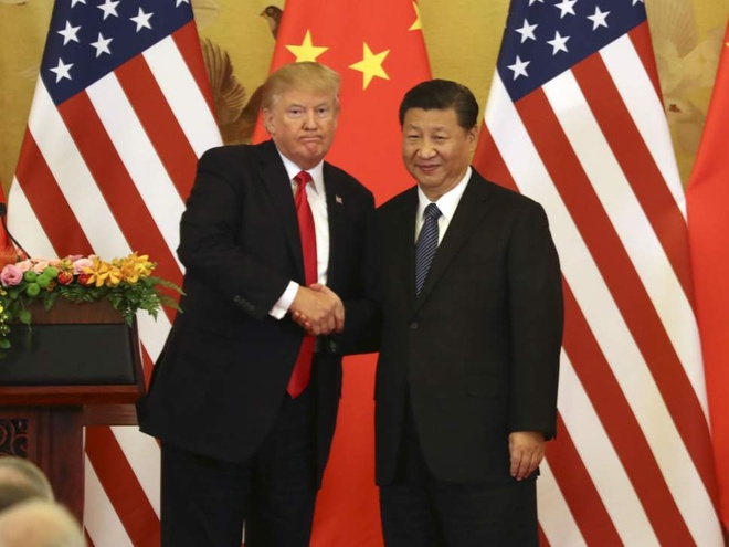 Trung Quoc de xuat cuoc gap Trump - Tap tai Hai Nam vao cuoi thang 2 hinh anh 1