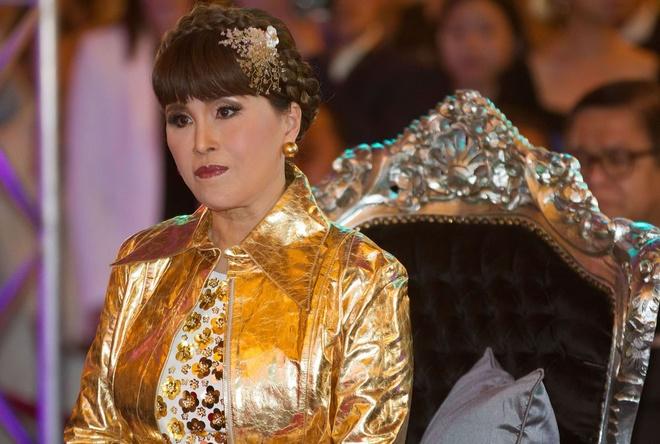 Cong chua Thai Lan gay soc khi tham gia tranh cu thu tuong hinh anh 1
