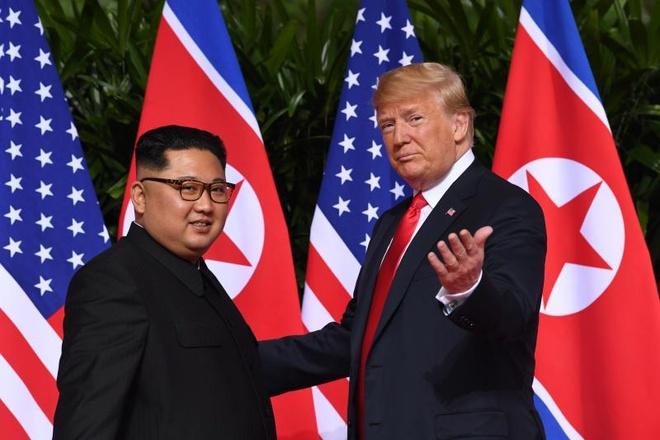 My cam on Viet Nam lam chu nha cuoc gap Trump - Kim hinh anh