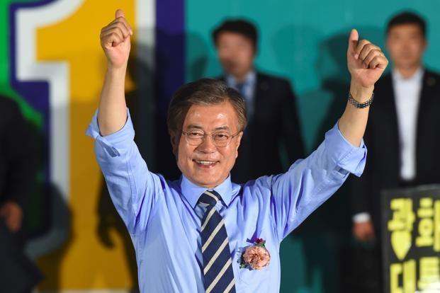 TT Han: Cuoc gap Trump - Kim tai Viet Nam la buoc ngoat quyet dinh hinh anh