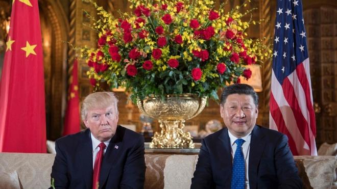 My, Trung Quoc gianh nhau 'dang cai' cuoc gap Trump - Tap tiep theo hinh anh 1