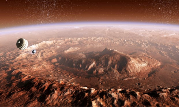 NASA duoc khuyen mang theo 'su hai huoc' len Sao Hoa hinh anh