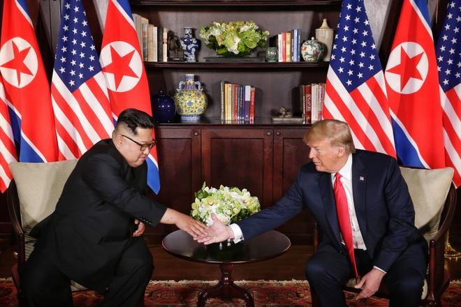 Nhìn lại quá trình đàm phán Mỹ - Triều từ hội nghị tại Singapore