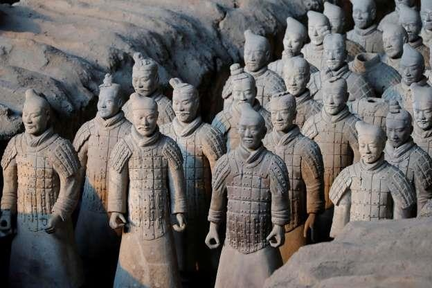 Giai ma bi an vu khi o lang Tan Thuy Hoang khong gi suot 2.000 nam hinh anh 1
