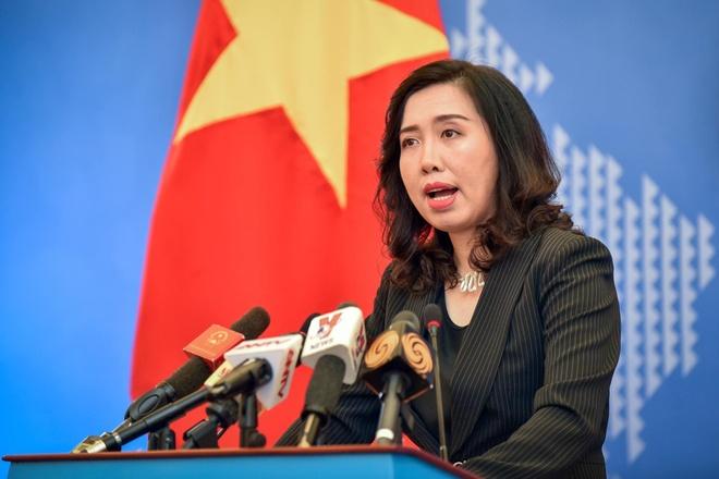 Việt Nam lên tiếng việc TQ đưa giàn khoan Đông Phương vào Vịnh Bắc Bộ