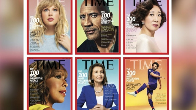 'Ba ba bi' Nancy Pelosi lot top 100 nhan vat anh huong nhat cua Time hinh anh 1