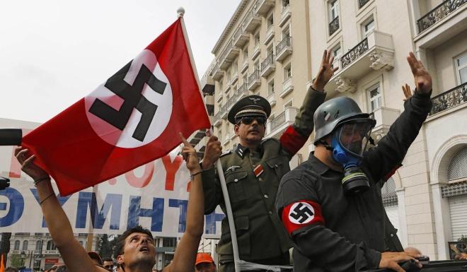 Hy Lạp đòi Đức bồi thường 336 tỷ USD cho tội ác thời thế chiến
