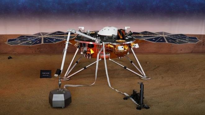 NASA lan dau phat hien dau hieu 'dong dat' tren Sao Hoa hinh anh 1