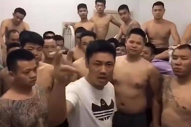 Video bang dang TQ de doa hoanh hanh o Campuchia chi la 'tro dua' hinh anh 1