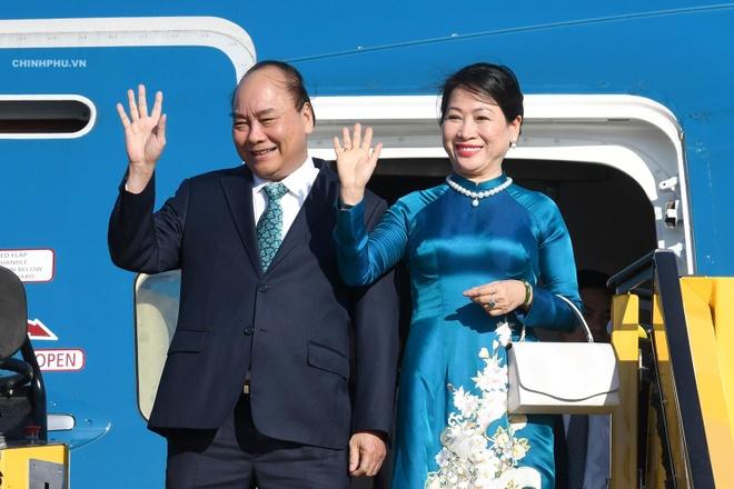 Thu tuong Nguyen Xuan Phuc sap tham Nga, Na Uy va Thuy Dien hinh anh 1