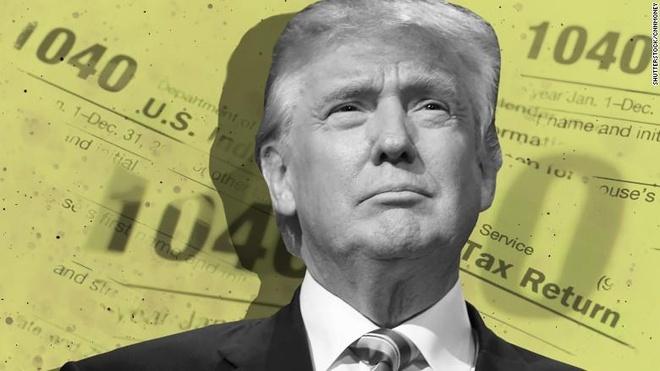 TT Trump kiem duoc 434 trieu USD trong nam 2018 hinh anh 1