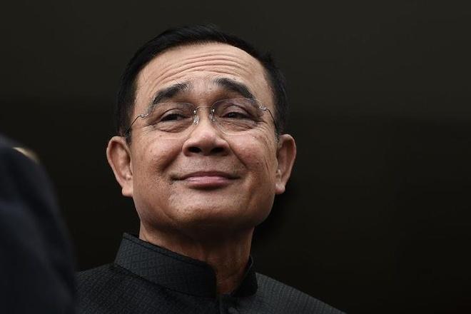 Tuong Prayut tai dac cu thu tuong Thai Lan hinh anh 1
