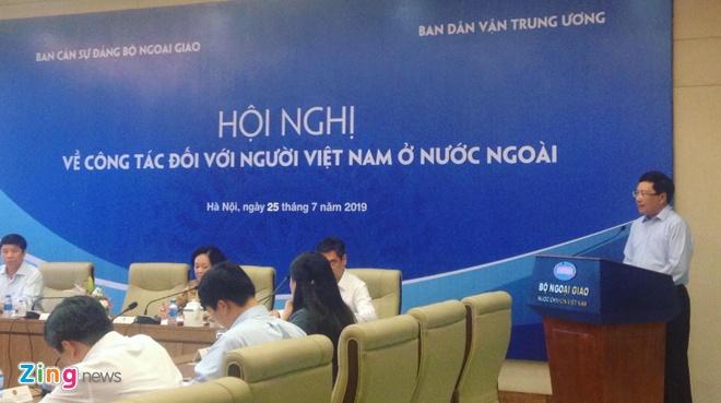 'Nguoi VN tai nuoc ngoai la bo phan khong the tach roi cua dan toc' hinh anh 1