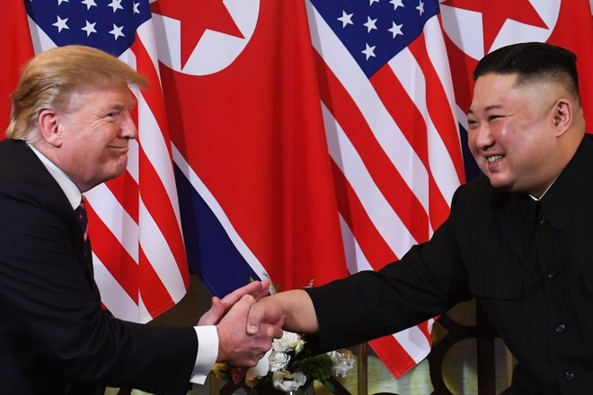 Ong Kim gui thu xin loi TT Trump, muon noi lai dam phan hat nhan hinh anh 1
