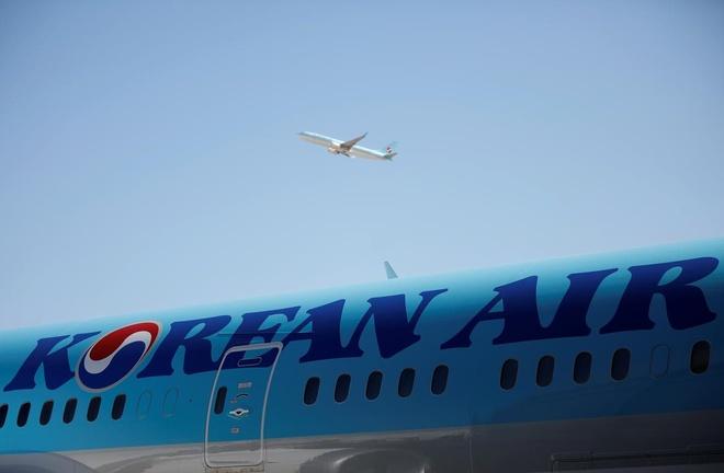 Mot thanh vien phi hanh doan Korean Air duong tinh voi virus corona hinh anh 1 korean_air_reuters.jpg