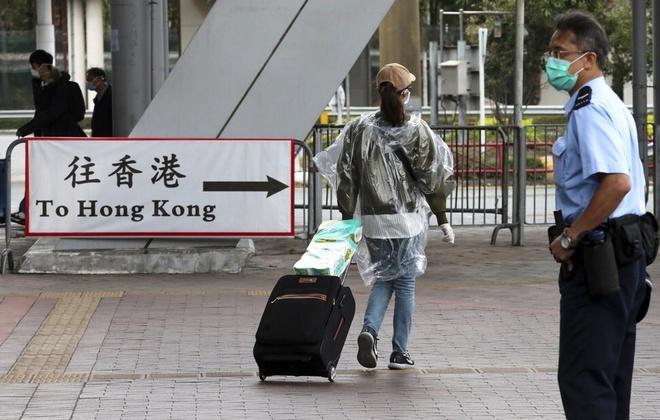 Covid-19 o Hong Kong anh 1