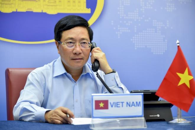 Pho thu tuong Pham Binh Minh anh 1
