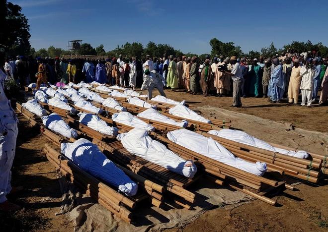 Hàng loạt nông dân Nigeria bị nhóm thánh chiến cắt cổ - Thế giới
