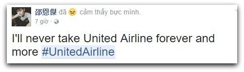 Dan mang phan no doi tay chay hang United Airlines hinh anh 3
