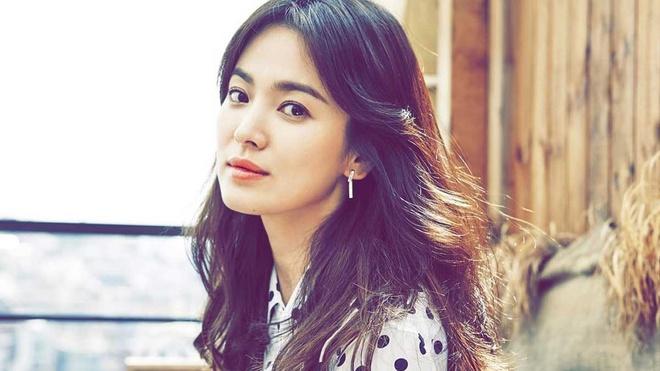 ve dep khong tuoi cua Song Hye Kyo anh 4