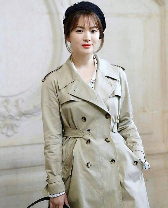 ve dep khong tuoi cua Song Hye Kyo anh 5