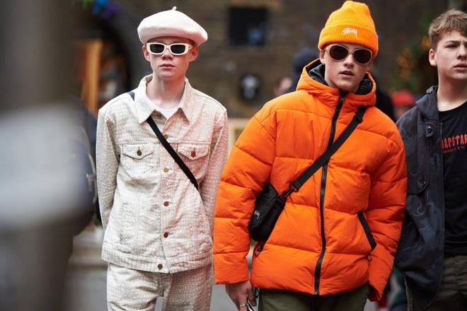 Tuần lễ thời trang nam Thu - Đông 2019: Paris nhộn nhịp cùng sắc màu