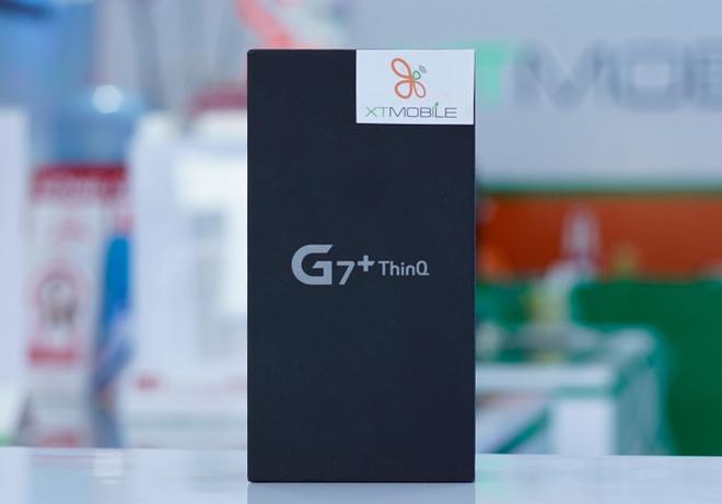 LG G7+ ThinQ dau tien ve Viet Nam hinh anh 1
