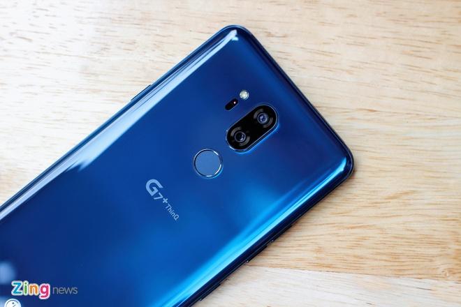 LG G7+ ThinQ dau tien ve Viet Nam hinh anh 13