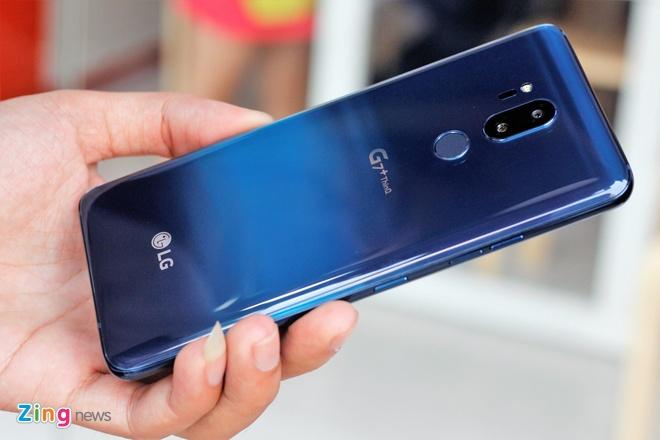 LG G7+ ThinQ dau tien ve Viet Nam hinh anh 14