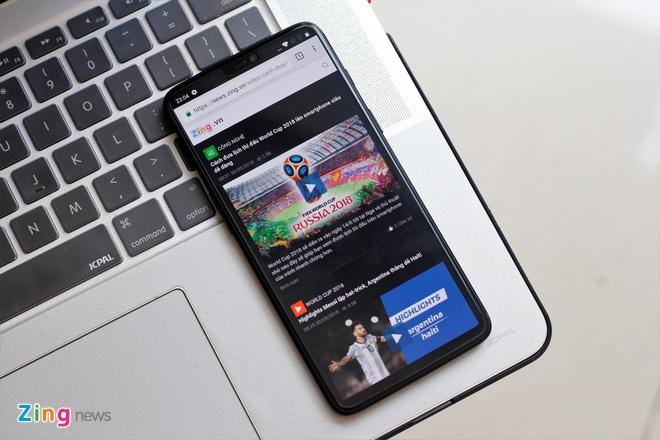 OnePlus 6 ve Viet Nam - cau hinh cao, gia 12,8 trieu dong hinh anh 4
