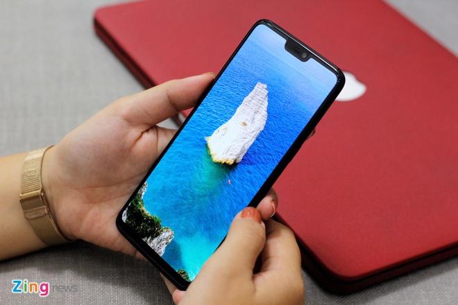 OnePlus 6 ve Viet Nam - cau hinh cao, gia 12,8 trieu dong hinh anh 2