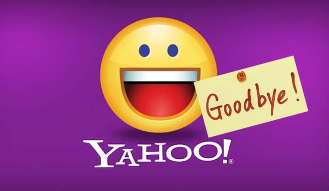 Yahoo Messenger gui mail tam biet nguoi dung hinh anh