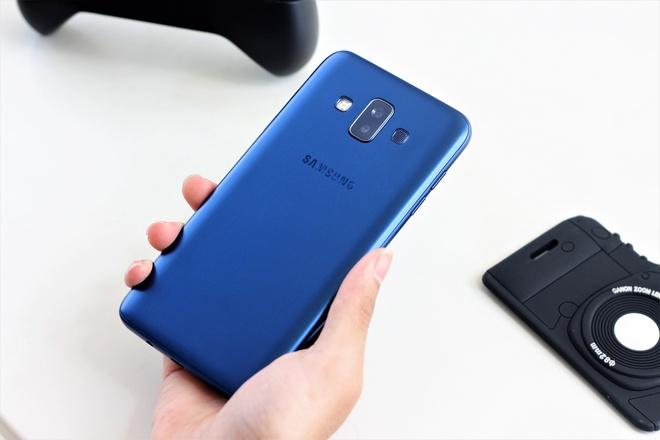Trai nghiem Galaxy J7 Duo: Smartphone camera kep gia tot cua Samsung hinh anh