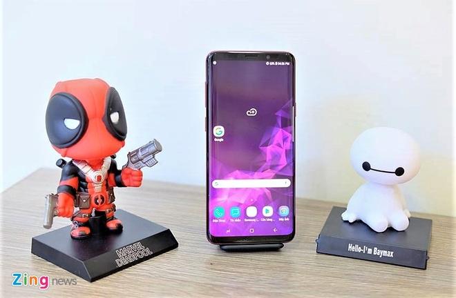 Galaxy S9+ mau do ve Viet Nam voi gia 16,3 trieu dong hinh anh 4