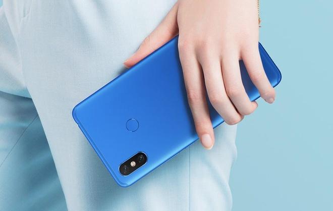 Xiaomi Mi Max 3 ra mat anh 1