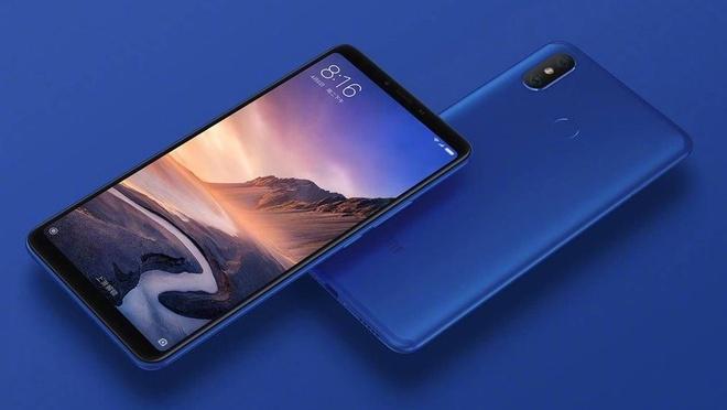 Xiaomi Mi Max 3 ra mat anh 6
