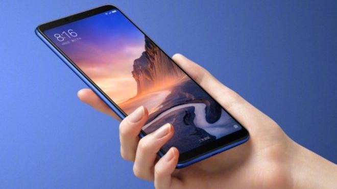 Xiaomi Mi Max 3 ra mat anh 2