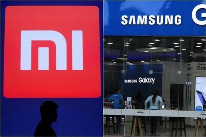 Thi phan Xiaomi va Samsung o An Do anh 1
