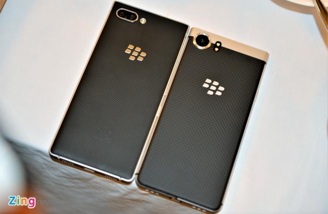 BlackBerry Key2 ra mat tai VN gia 16,9 trieu dong hinh anh 1