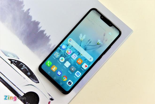 Trai nghiem Huawei nova 3i anh 3